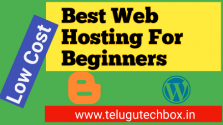 free hosting for beginers
