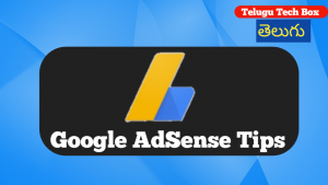 Best Google Adsence Approval Guide For Telugu Bloggers 2020